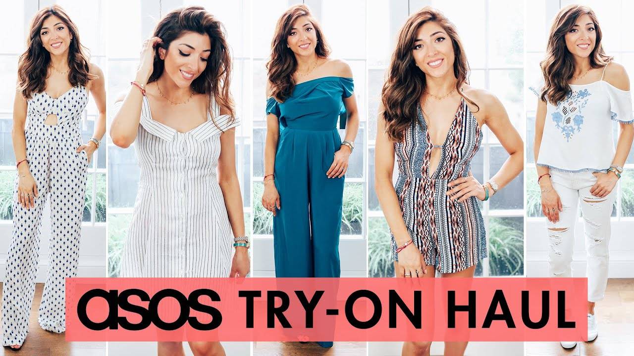 95e581492f4 ASOS UNDER £30 HAUL + Unboxing   Try-On 2016