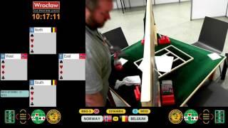 2016WBG BBO5-CR[O-RR13] NORWAY vs BELGIUM