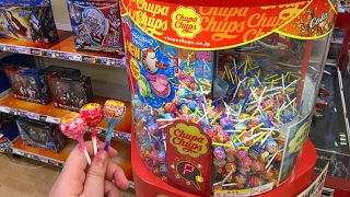 Chupa Chups Lollipop Vending Machine