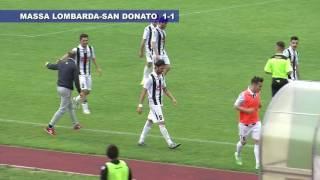 MassaLombarda-S.Donato Tavarnelle 1-1 Eccellenza Spareggi