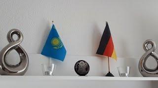 В далеком Казахстане стоит наш дом родной!