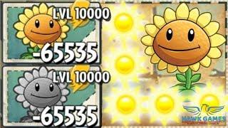 Sunflower Level 10000!
