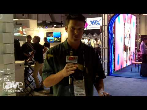 InfoComm 2014: Coolux Demonstrates its Tracking ID Tags