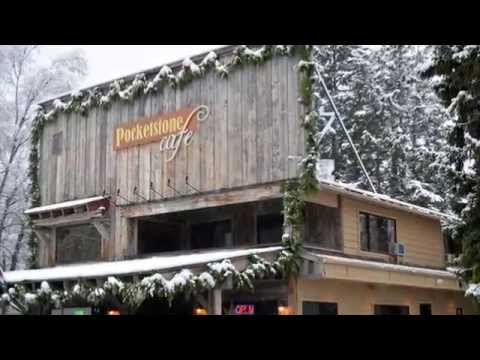 Christmas Village Bigfork, Montana