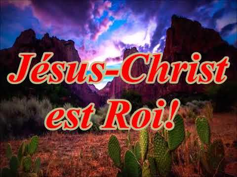Christ est Roi paroles par Jeunesse en Mission - …