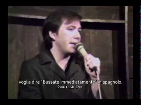 Bill Hicks live at Annex, 1986 (sub ita)- Happy Hicksmas!