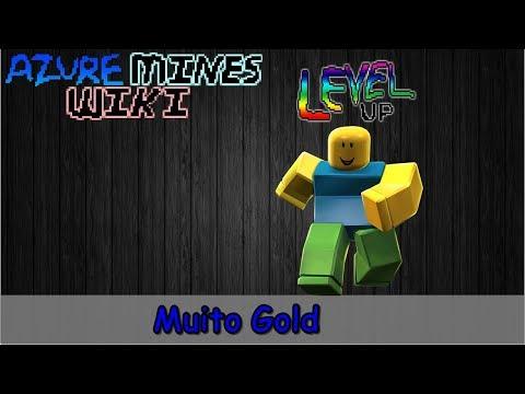 Muito Gold(Azure Mines) Roblox#4