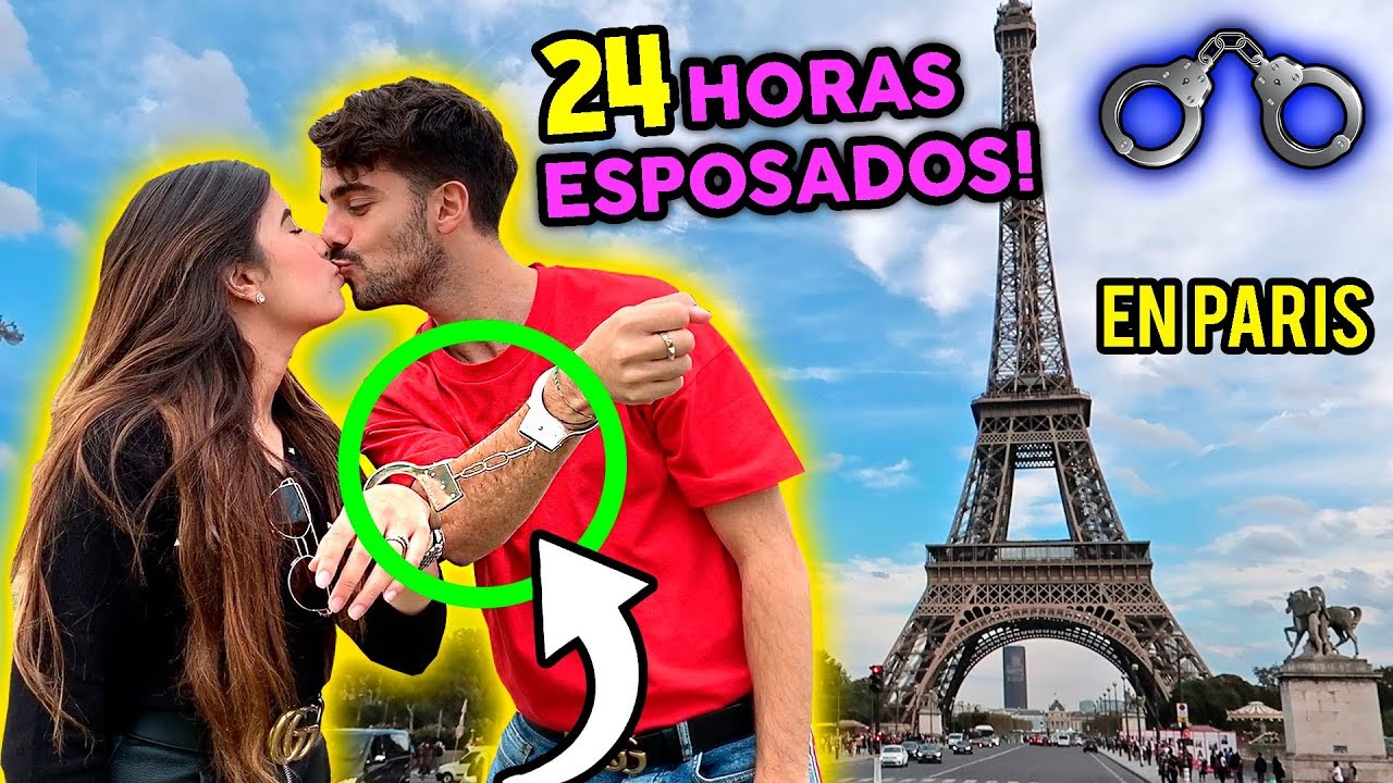 Fedecole Fedecole: 24 HORAS ESPOSADOS EN PARIS! #Fedecole