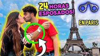 24 HORAS ESPOSADOS EN PARIS! #Fedecole