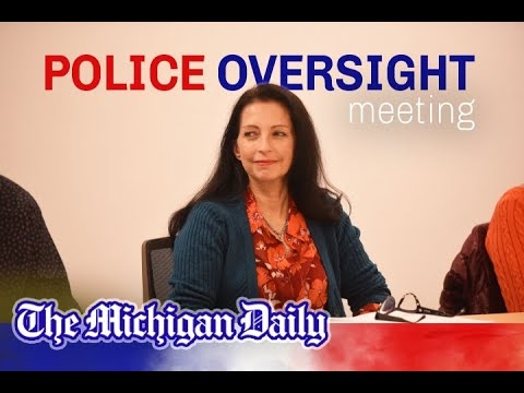 Police Oversight Commission Meeting- October 18, 2019
