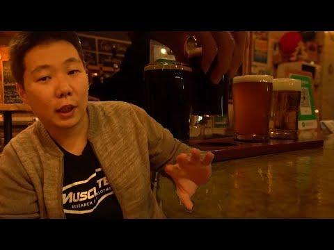 Секретные бары Гуанчжоу и тест крафтового пива