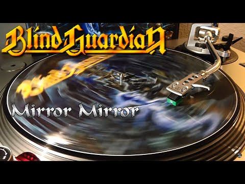 Blind Guardian - Mirror Mirror - (1998) [Very Rare] Picture Disc Vinyl LP