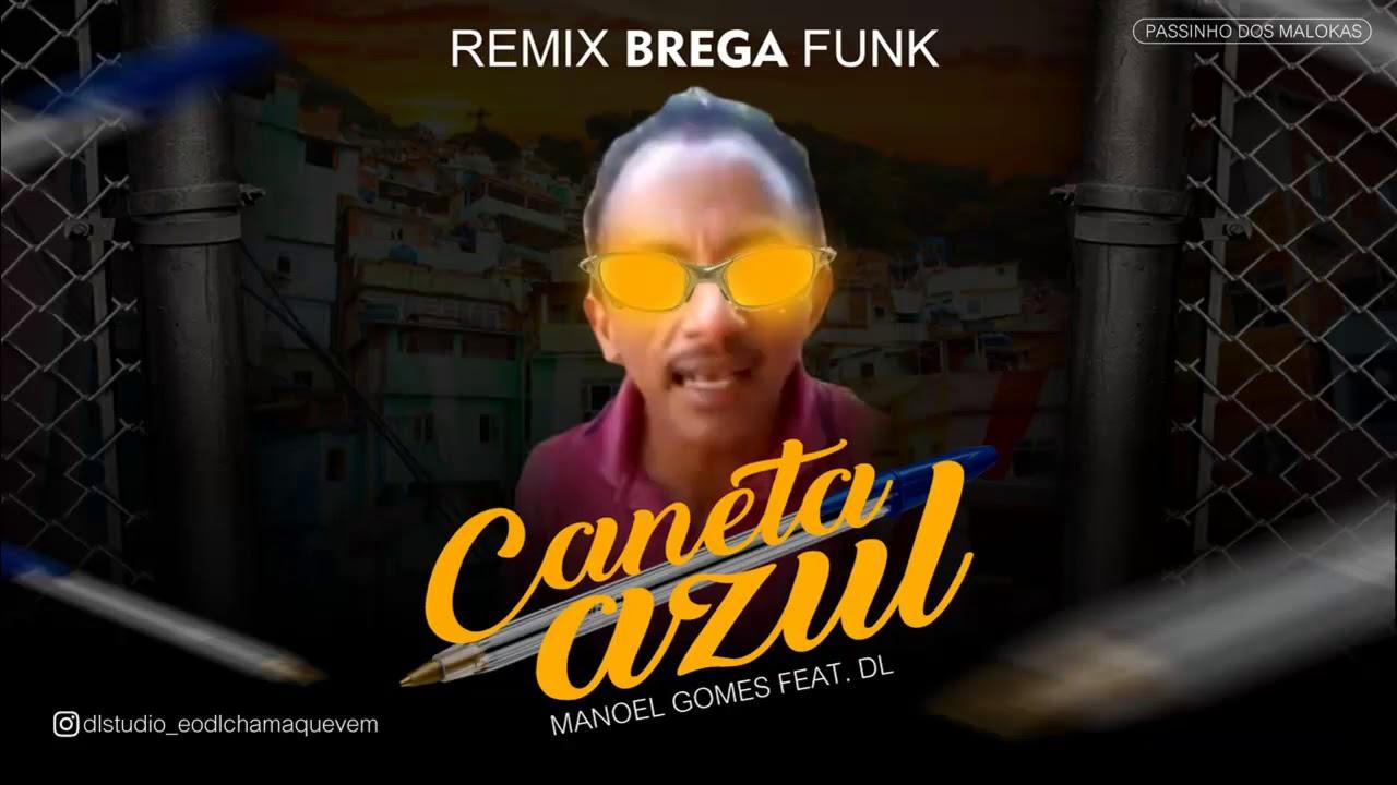 CANETA AZUL - MANUEL GOMES - PASSINHO DOS MALOKAS 2020 ( REMIX BREGA FUNK )