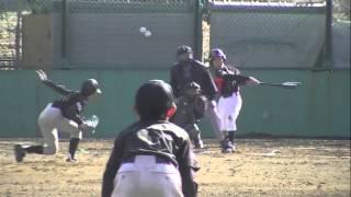 iMovie11で少年野球チーム大新ジャガーズのプロモーションビデオを映画...