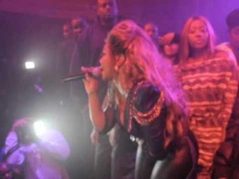 Lil' Kim Black Friday Mixtape Release Party @ Webster Hall [KidduNot.com]