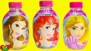 Best Learn Colors For Kids Disney Princess Magic Slime Surprises
