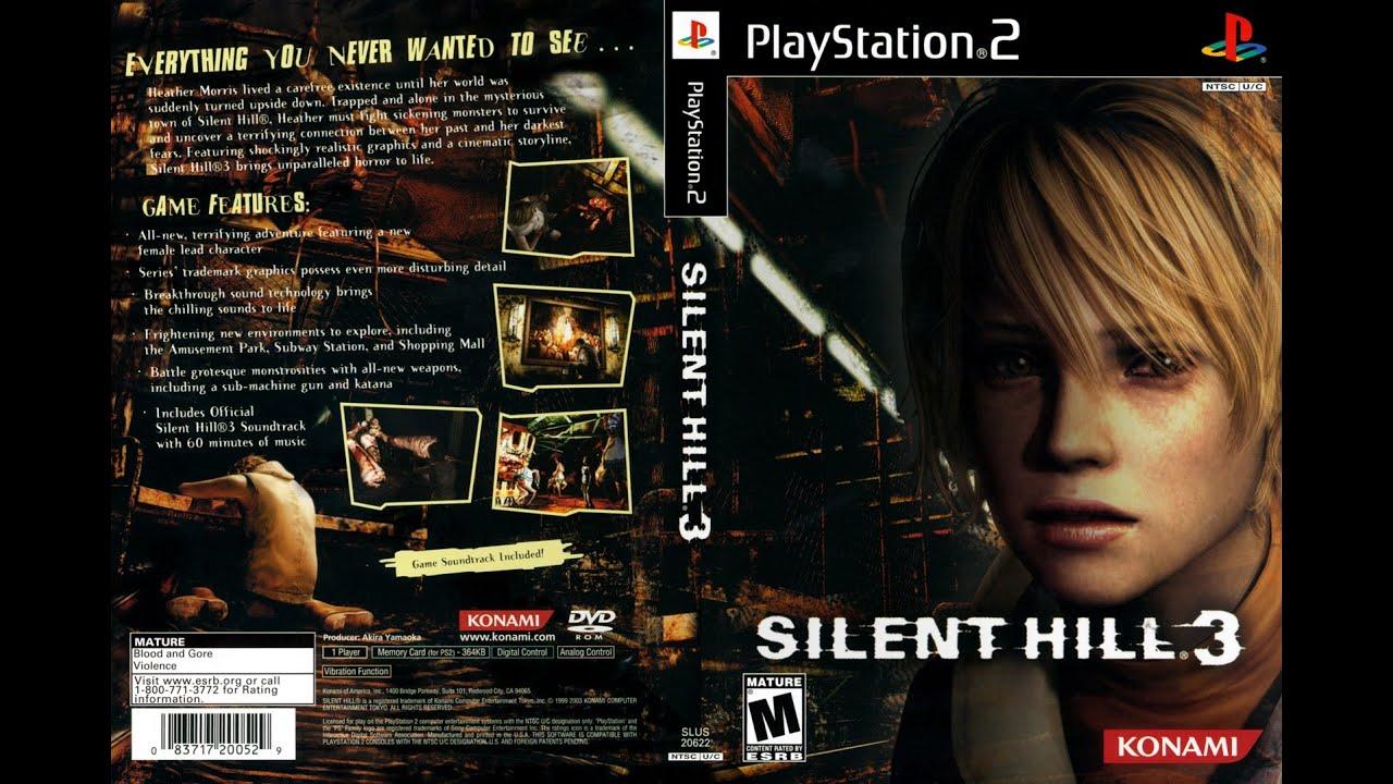 silent hill es una saga de juegos que inicialmente salio para ps y ps2, es un poco complicado conseguirlos para pc, pero valen mucho la pena
