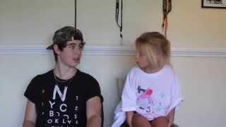 Sibling Tag & Room Tour | Skylynn & Nash Grier