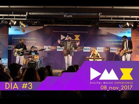 DMX Conference (Digital Music Experience) Dia #3 | 08 novembro
