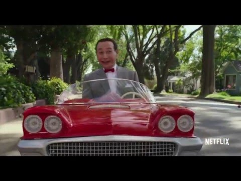 'Pee-wee's Big Holiday' Trailer with Paul Reubens