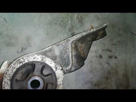 Wymiana Tulei Silentblock Belki Tylnej Passat B5 Audi Zrób To Sam W Garazu Krok Po Kroku
