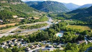 Camping Yelloh! Village Les Ramières à Sahune – Drôme
