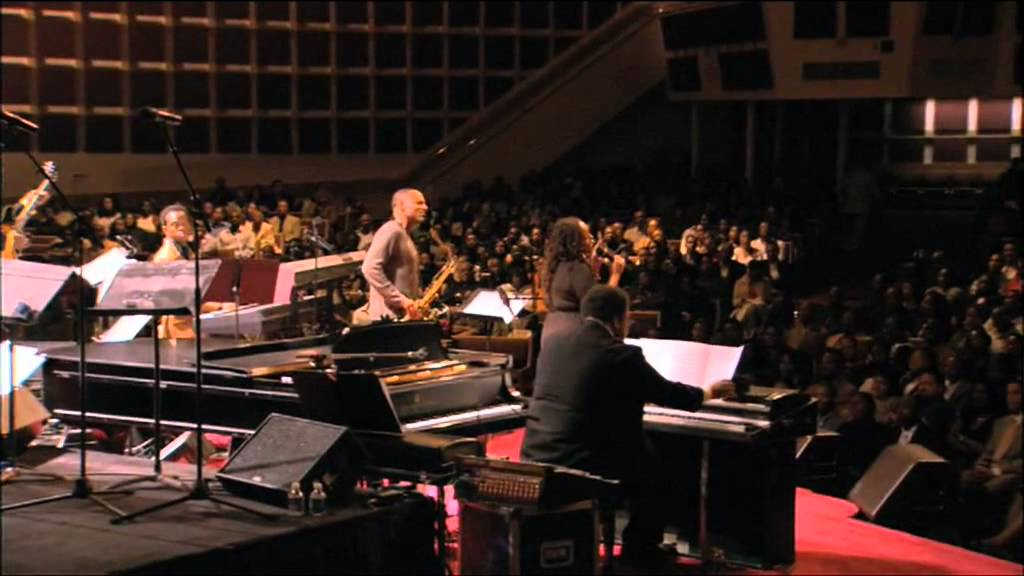 Kirk Whalum and Lalah Hathaway: It´s What I Do