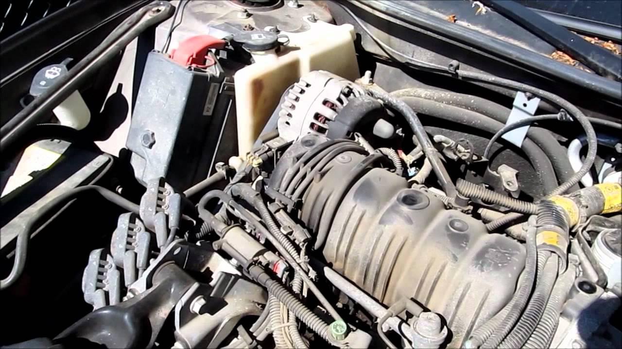 92 Mustang Vacuum Diagram 2002 Pontiac Grand Prix Map P0107 Error Code Fix Youtube