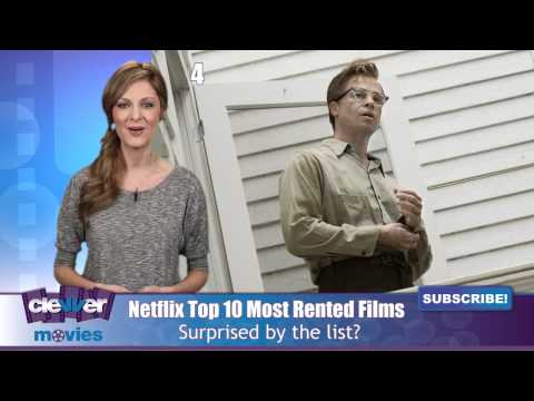 Netflix Reveals Top 10 All-Time Most Rented Films