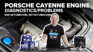 Porsche Cayenne Engine Diagnostic & Maintenance Guide (Porsche Cayenne 955, 957, & More)