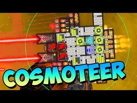 Cosmoteer Gameplay German - Alles wurde mir genommen!