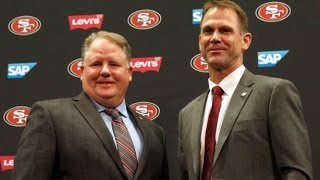 San Francisco 49ers fire Chip Kelly and GM Trent Baalke