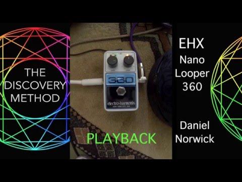 Electro-Harmonix Nano Looper 360 Tutorial