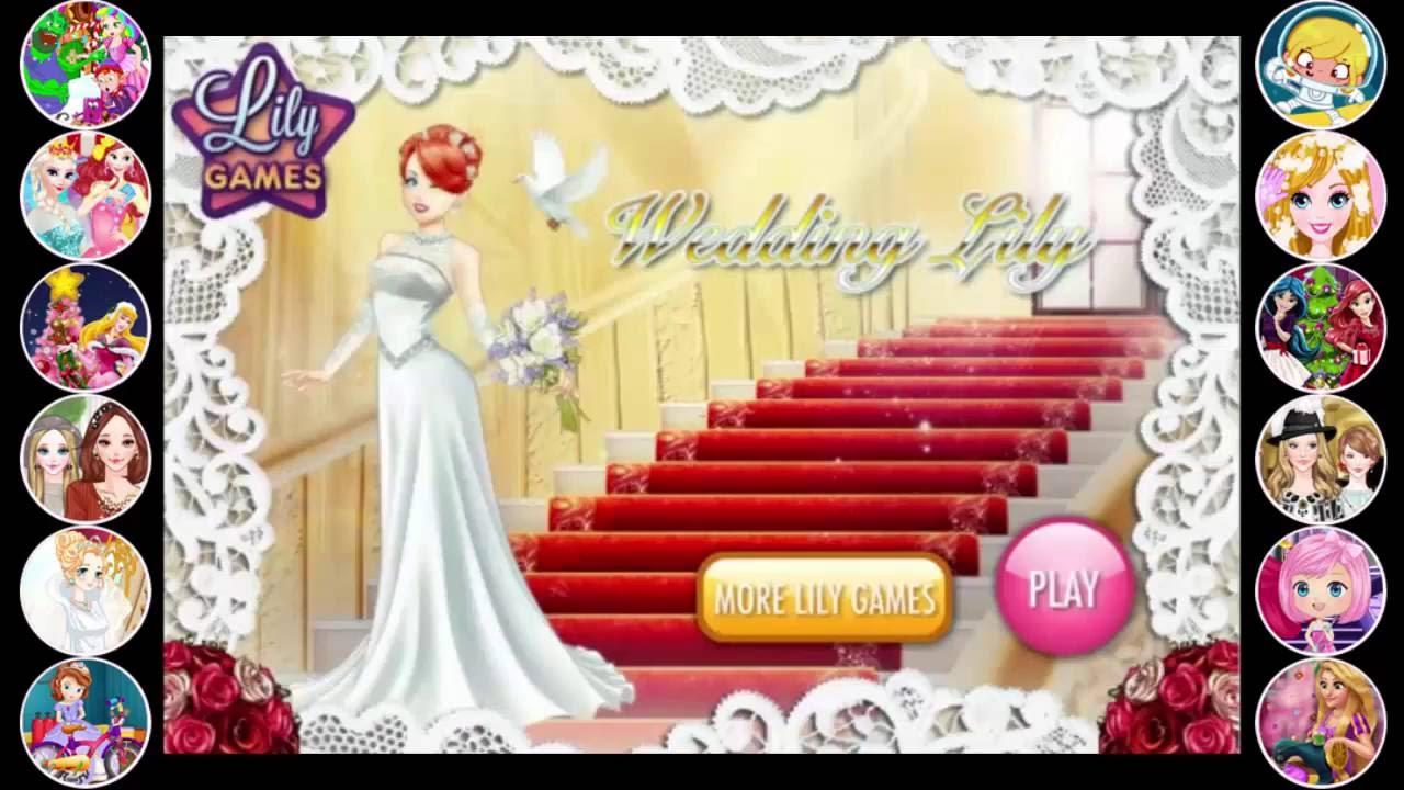 Свадебная Лилия 2