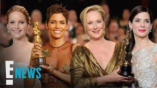 Most Memorable Best Actress Oscar Winners   E! News
