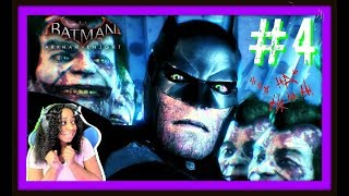 DON'T GET BACK UP!!! | BATMAN ARKHAM KNIGHT EPISODE 4 WALKTHROUGH GAMEPLAY!!!