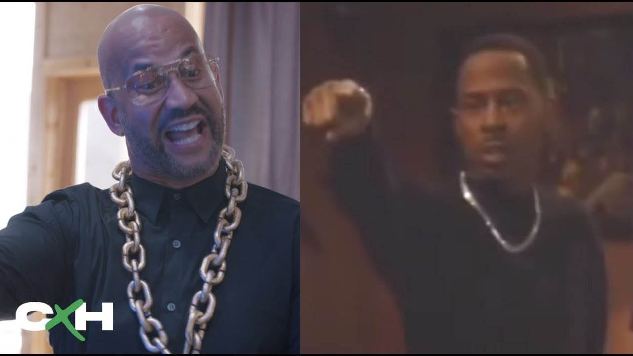 Comedy Hype News Spoofs 'Martin' Suspicious Minds