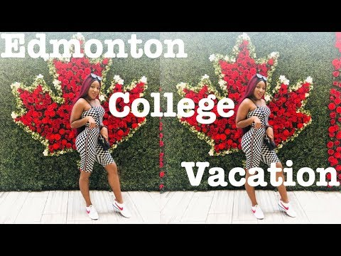 Trip To Edmonton Canada   What I Wore
