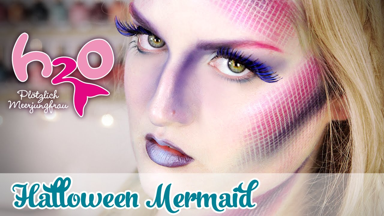 halloween mermaid h2o pl tzlich meerjungfrau. Black Bedroom Furniture Sets. Home Design Ideas