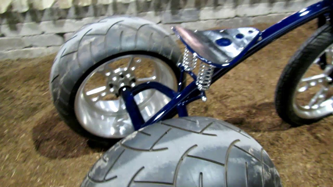 Custom Pedal Tricycle Youtube