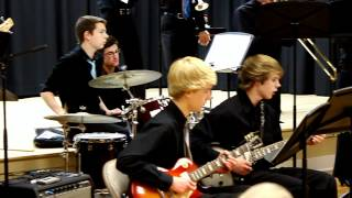 Rogue Valley Manor Jazz Concert- NMHS (1) 4-05-12