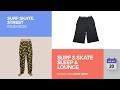 Surf & Skate Sleep & Lounge Surf Skate, Street Fashion