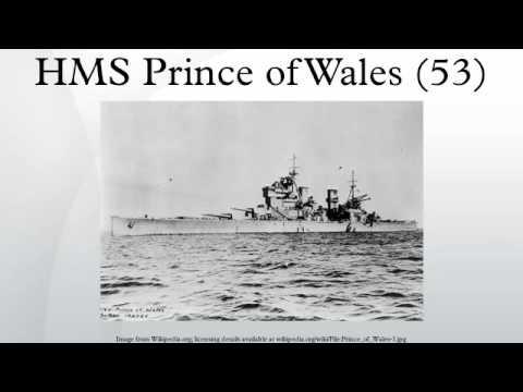 HMS Prince of Wales (53)
