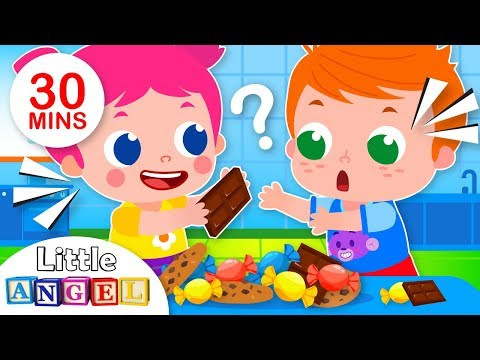 Sharing is Caring | Sharing Song, This is the Way and More Kids Songs by Little Angel