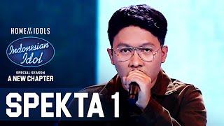 KELVIN - WAKTU YANG SALAH (Fiersa Besari) - SPEKTA SHOW TOP 14 - Indonesian Idol 2021