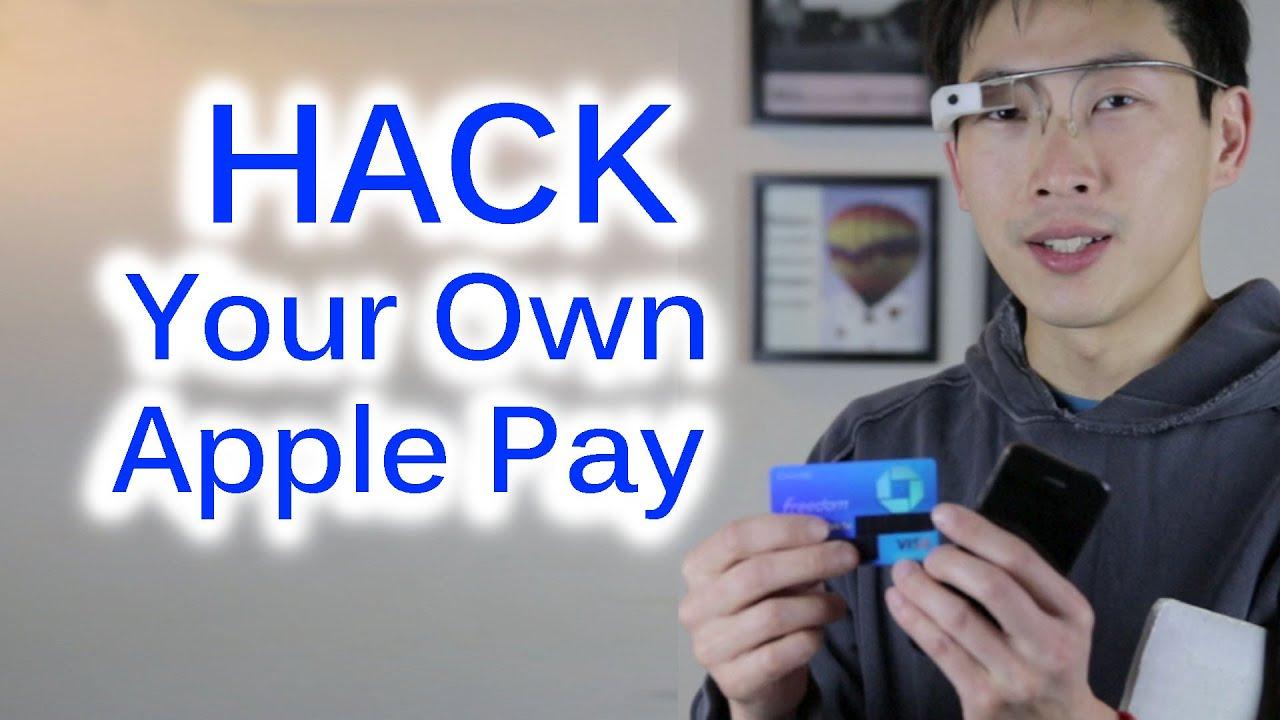 Apple Pay Hack   BeatTheBush - YouTube