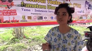 Siswa ikuti teater anak untuk tekan angka pelecehan dan kekerasan anak - NET12