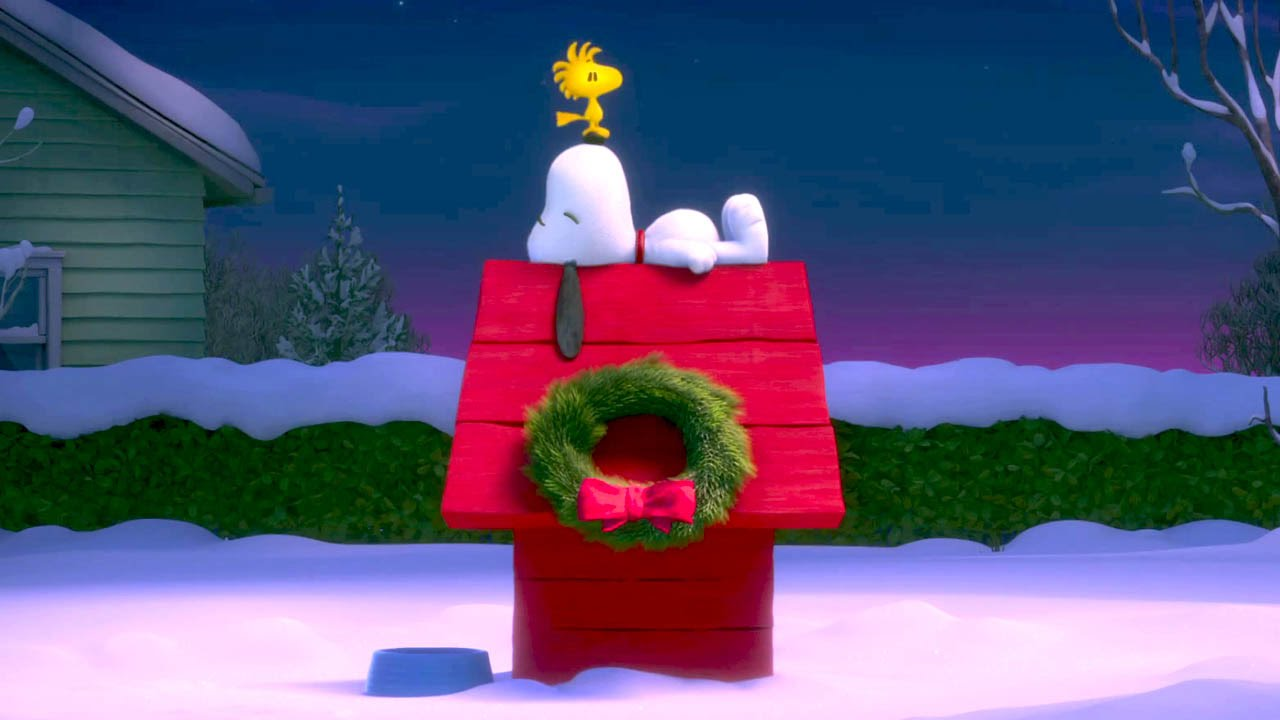 PEANUTS Trailer # 2 (Snoopy Movie - 2015) - YouTube