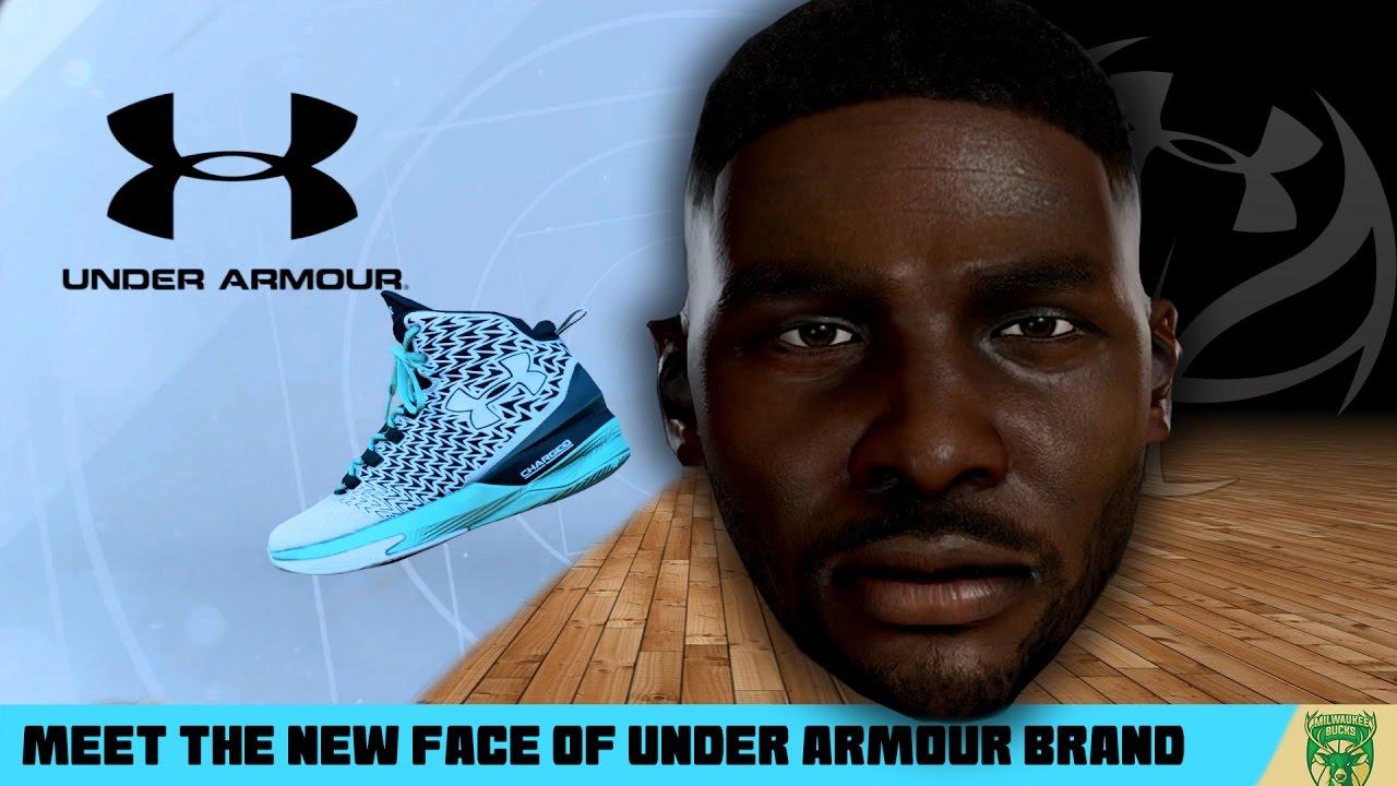 NBA 2K17 MyCAREER - Under Armour Shoe Endorsement | New Face of Under  Armour! - YouTube