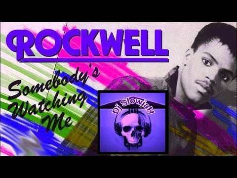 (Slow Version) Rockwell - Somebody's Watching Me